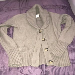 Brown Aerie sweater